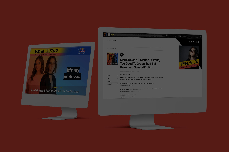 Podcast : TGTG sur Women In Tech